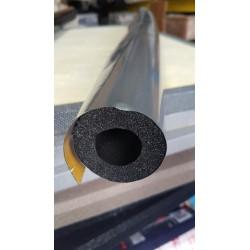 22x13 mm zilverkleurige buisisolatie UV plak overlap