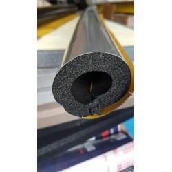 28x13 mm zilverkleurige buisisolatie UV plak overlap
