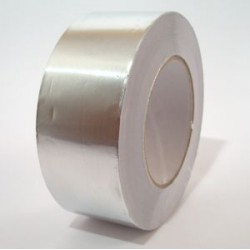 Alu tape Lead 50mm breed 50 meter
