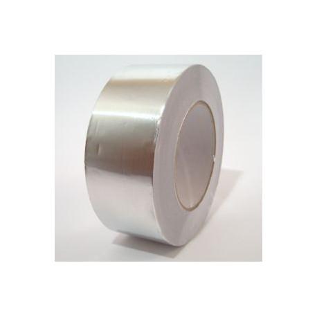 Alu tape Lead 50mm breed 50 meter